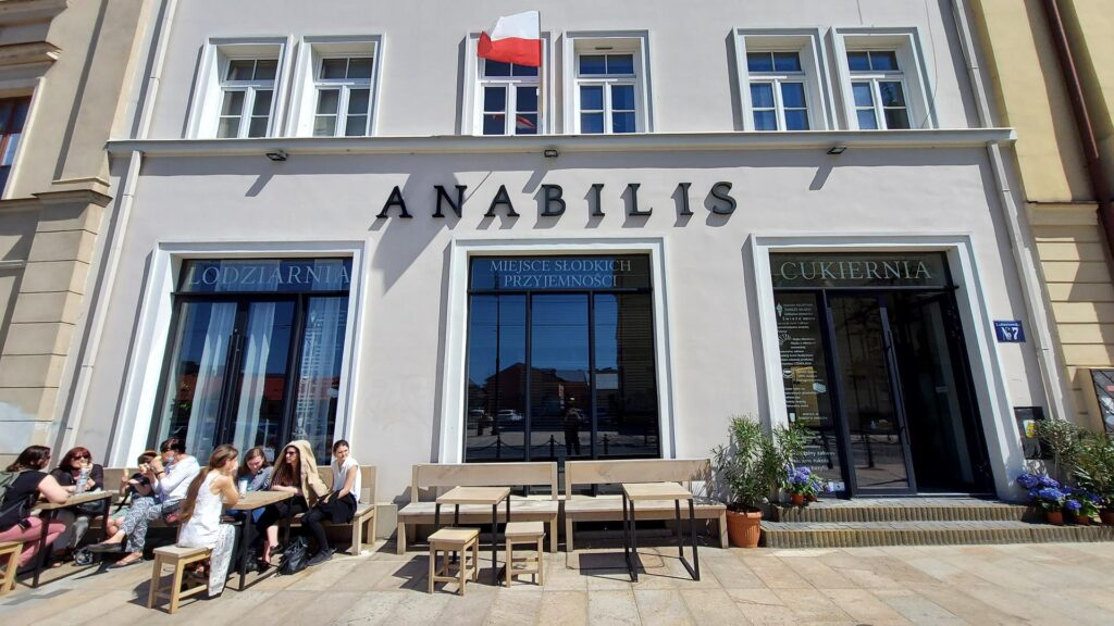 Wejście Anabilis