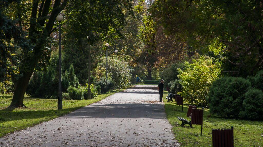 Park Ludowy w Lublinie