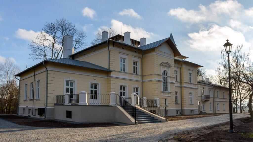 Pałac w Panieńszczyźnie