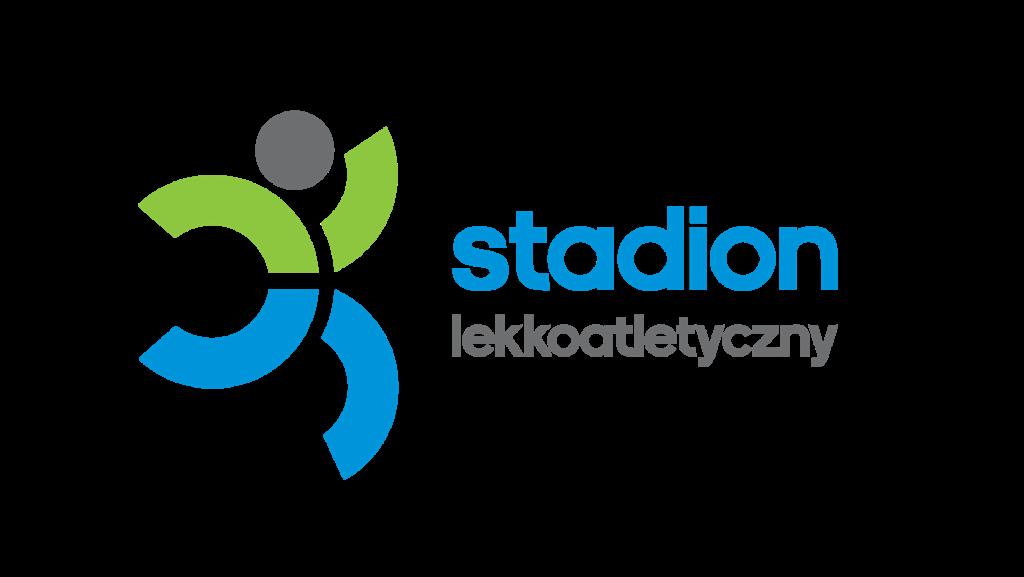 Logo Stadionu Lekkoatletycznego