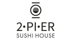 2PIER sushihouse logo