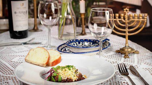 Tradycyjne dania żydowskie