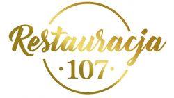 Restauracja 107 logo