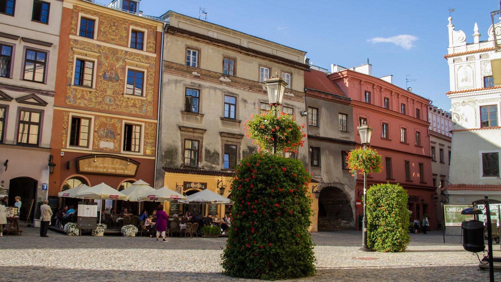 Kamienice Starego Miasta